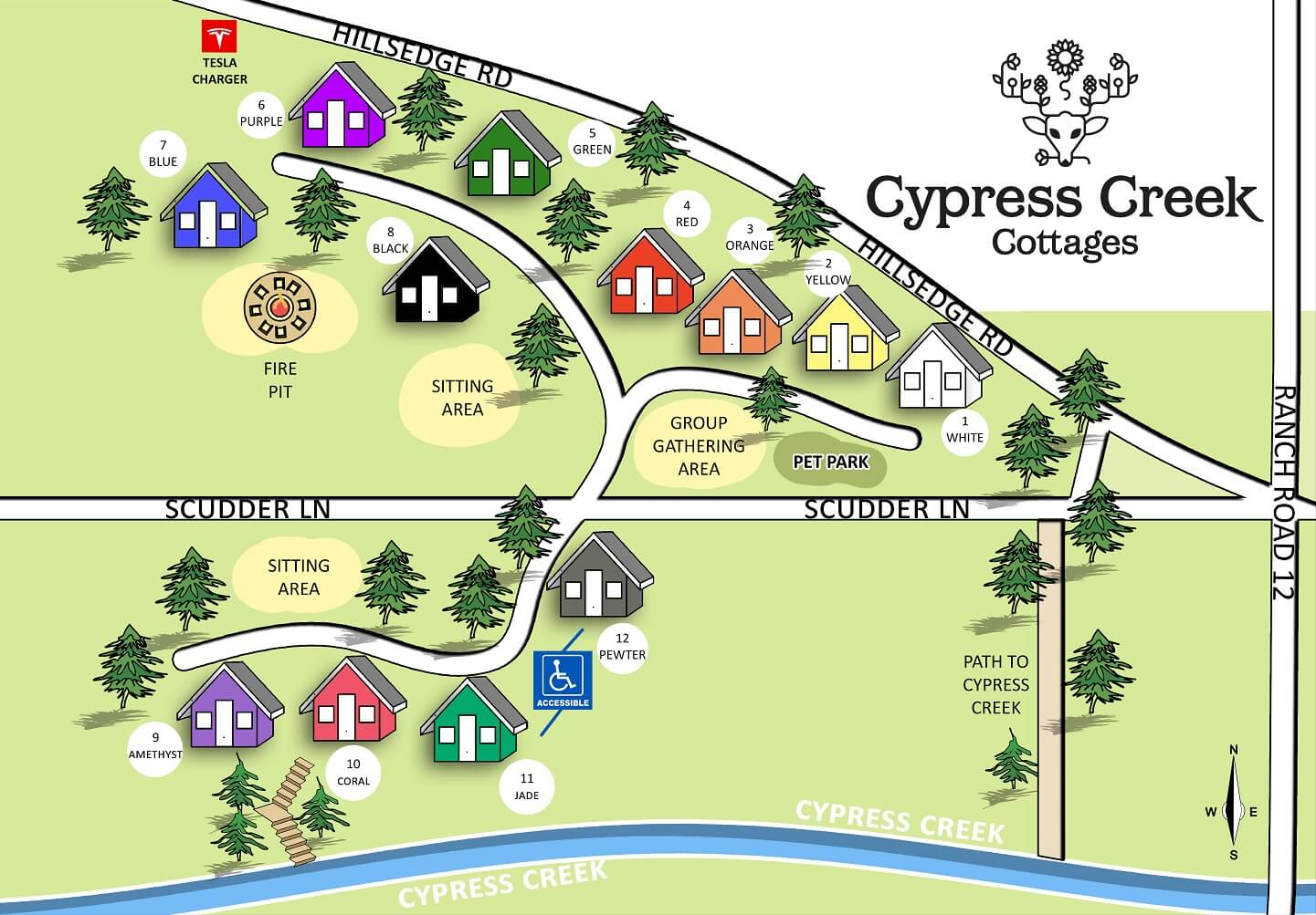 CCC Professional Map